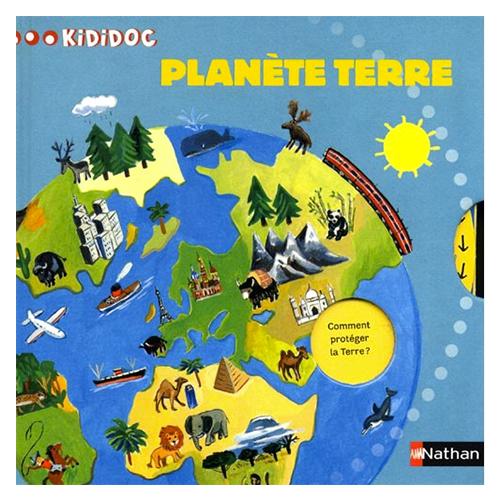 Planète Terre, Collection Kididoc